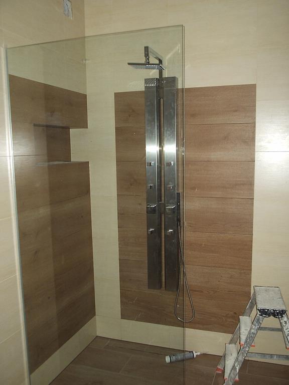 Prysznic Bez Brodzika Kafelkowanie Gliwice Remont łazienki